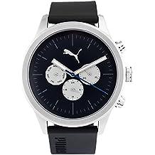 f7c7bb80347d Puma Reloj Multiesfera para Hombre de Cuarzo con Correa en Plástico  PU104281004