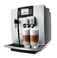 Jura Giga 5 - coffee makers (Espresso machine, Coffee beans, Caffe latte, Cappuccino, Stainless steel, Coffee/Espresso)