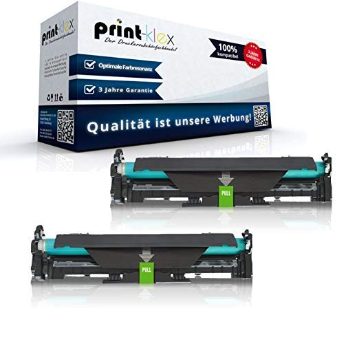 2x Kompatible Trommeleinheiten für HP LaserJet Pro M 102 a LaserJet Pro M 102 w LaserJet Pro M 130 a LaserJet Pro M 130 fn CF219A 19A CF219A CF 219 A Drum Kit - Office Plus Serie - Drum Kit Laserjet