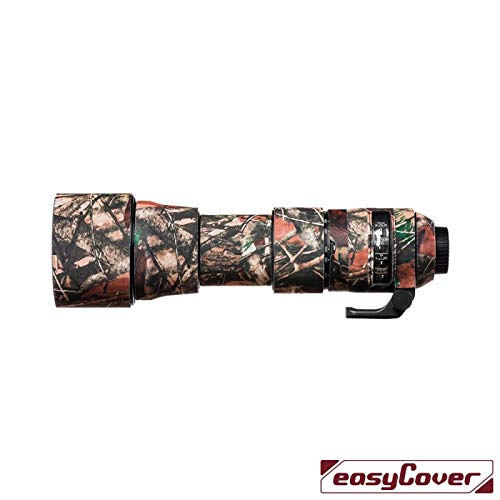 EasyCover Lens Oak Forest Camouflage pour Sigma 150-600mm f/5-6.3 DG OS HSM Contemporary