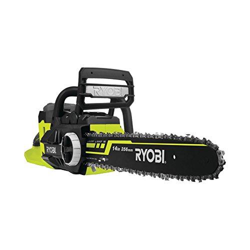 Ryobi RCS36X3550HI Tronçonneuse électrique sans Fil Guide 35 cm