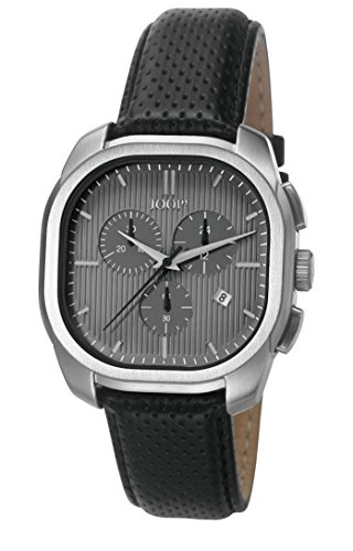 Joop. Timewear Men's Quartz Watch with Chronograph Quartz Leather JP101811002