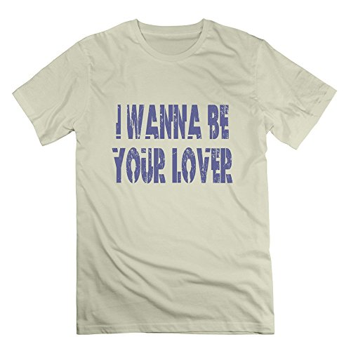 cool-xj-i-wanna-be-your-lover-coole-fun-t-shirts-maglietta-da-uomo-a-maniche-corte-colore-naturale-n