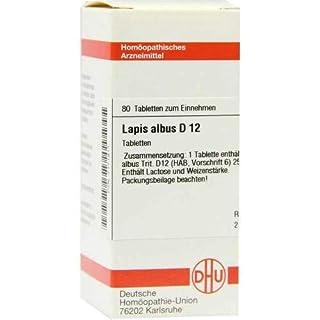Lapis Albus D 12 Tablette 80 stk