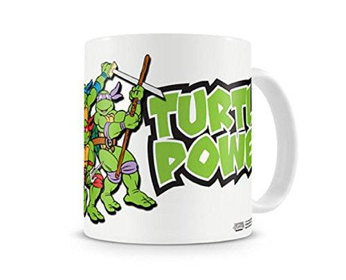 Teenage Mutant Ninja Turtles Tasse Turtle Power