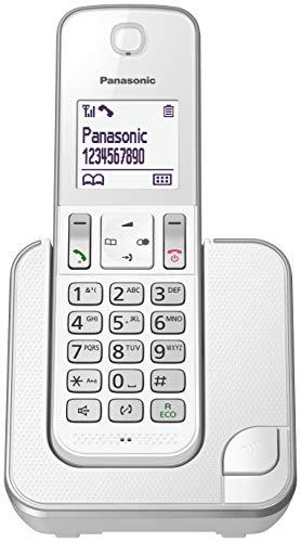 Panasonic KX-TGD310 - Teléfono fijo inalámbrico