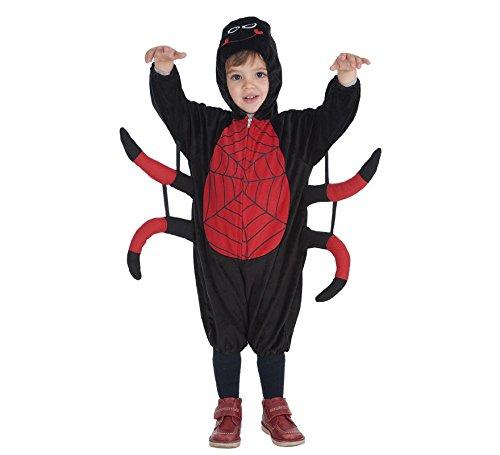 Imagen de llopis  disfraz infantil araña roja  3 4 años