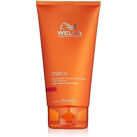 Wella - Enrich - Acondicionador en crema para el cabello - 150 ml