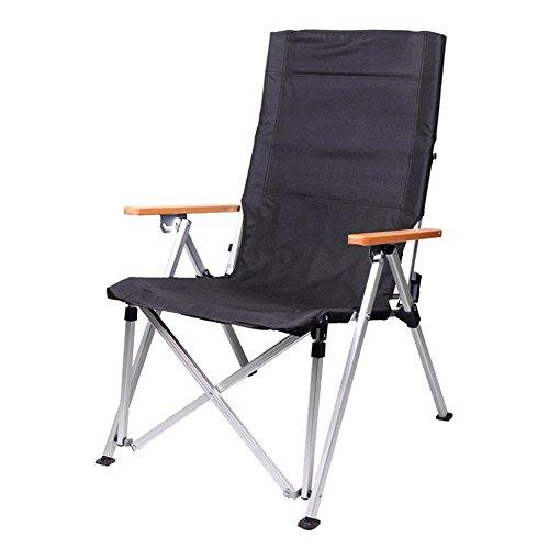 Yjchairs sgabello pieghevole sedia ergonomica portatile regolabile siesta accogliente per giardino di casa accessori da pesca campeggio escursionismo ufficio balcone