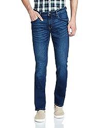 Arrow Mens Relaxed Fit Jeans (8907538539656_AJUJN2770_30W x 34L_Navy)
