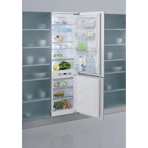 Whirlpool ART 463/A + + integriertem 271l A + + weiß Kühlschränken-réfrigérateurs-congélateurs (integriert, weiß, rechts, Stahl, 271L, 284L)