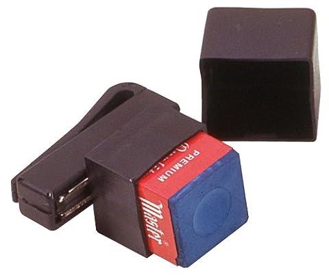 Porte bleue magnétique PVC Couleur Marron