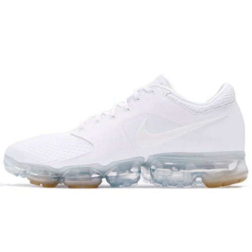 new styles b4291 d1031 Nike Men s s Air Vapormax Competition Running Shoes White Metallic Silver  101, ...