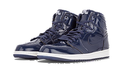 Nike Air Jordan 1 Retro High Og Dsm, Chaussures de Sport Homme, Bleu obsidian/white-summit white