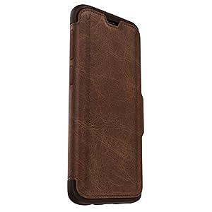 OtterBox Strada Folio Case for Samsung Galaxy S9 - Espresso