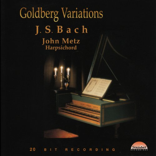 Goldberg Variations: Var 24: Canon at the Octave - for 1 manual