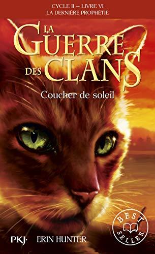 6. La guerre des clans II : Coucher de soleil par Erin HUNTER