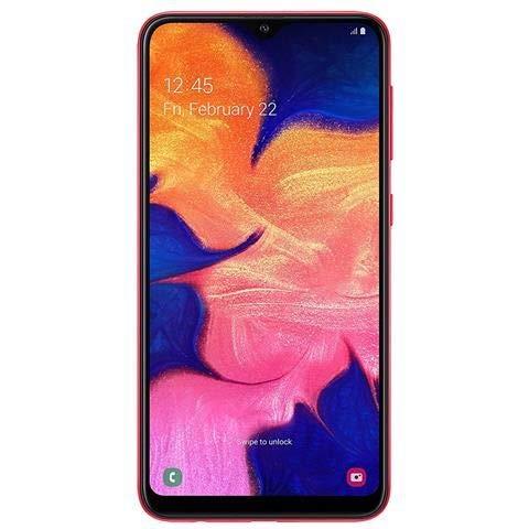 """Foto Samsung A10 Tim Red 6.2"""" 2gb/32gb + Micro Sd 32gb Dual Sim"""