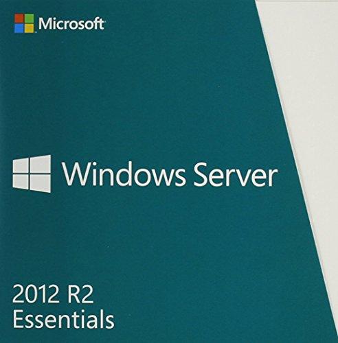 MS Windows Server Essential 2012 R2 64Bit DVD (EN)