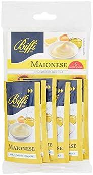 Biffi - Maionese Classica - Six Pack - Bustine Monodose (6x12g)