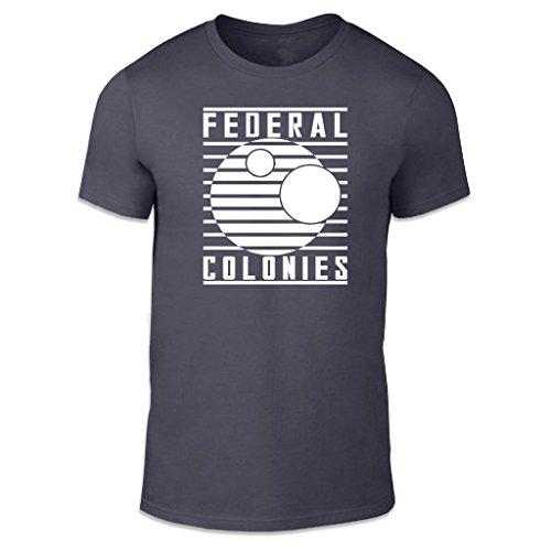 WTF Herren T-Shirt Anthrazit
