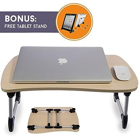 Smart opciones, mesa de timbre de recepción para portátil ideal para escritorio de pie con soporte para iPad/Tablet sin