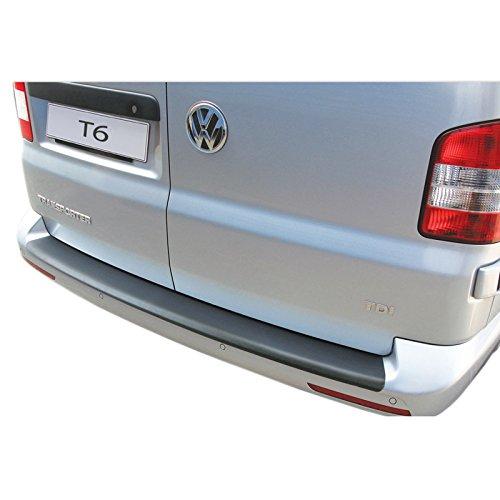 VW T5 Pare-chocs arrière Protecteur noir Transporteur Caravelle Volkswagen Bande de garde