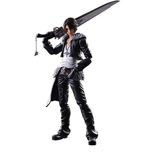 Dissidia Final Fantasy Play Arts Kai Figure Squall Leonheart 23 cm