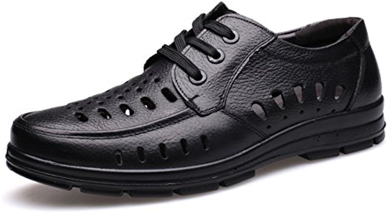 Zapatos de hombre Sandalias de cuero Zapatos Zapatos de marcha informal Confort Zapatos de conducción Trabajo