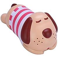 """VLAMPO Squishy Stress Giocattoli Squishies Soft Slow Ascending Profumato Cute Dog 7.87 """"1 Pezzo (Marrone) (marrone)"""