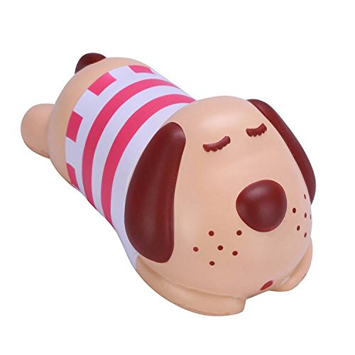 VLAMPO Squishy Stress Juguetes Squishies Soft Slow Rising Cute Dog 7.87
