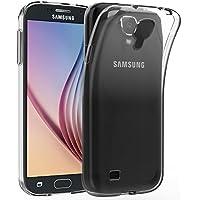 JETech j0561–Funda transparente para Samsung Galaxy S4
