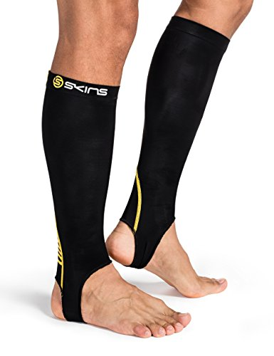 Skins Unisex Compression Calf Tights with Stirrup Test