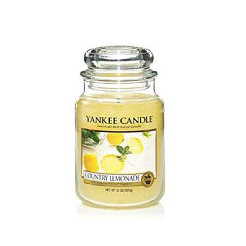 Lemonade Jar (Yankee Candle 22 Oz Country Lemonade Jar Kerze)