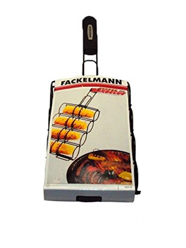Maiskolbenhalter Fackelmann für 4 Maiskolben Grillen Grillzubehör