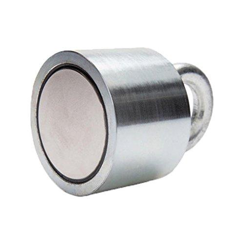 SGerste 55x 40mm, 200kg Neodymium-Magnet Metalldetektor