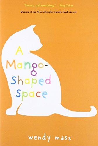 A Mango-Shaped Space por Wendy Mass