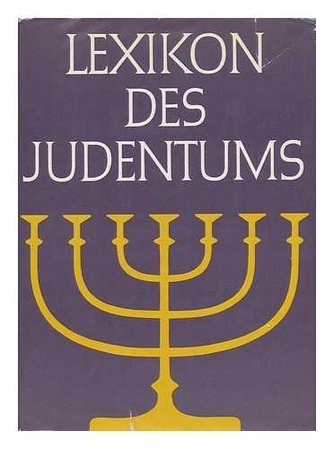 Lexikon des Judentums