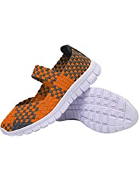 7989ec9772757 Amazon.co.uk: Orange - Dance Shoes / Sports & Outdoor Shoes: Shoes ...