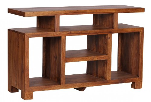 FineBuy Sideboard & TV Schrank Massivholz