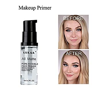 TAOtTAO 1PC LULAA 6ML Isolated Moisturizing Makeup Base Face Makeup Primer