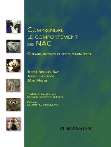 Comprendre le comportement des NAC: Oiseaux, reptiles et petits mammifères