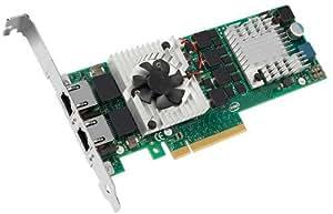 Intel Ethernet Server Adapter X520-T2 Adaptateur réseau PCI Express 2.0 x8 faible encombrement Gigabit Ethernet, 10 Gigabit Ethernet 10GBase-T 2 ports