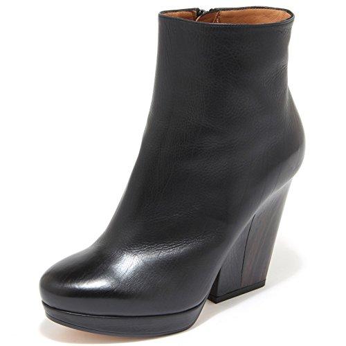 45448 stivaletto EVA TURNER scarpa stivale donna boots shoes women [39]
