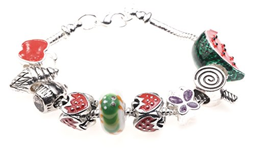 very-hungry-caterpillar-themed-childrens-charm-bracelet-with-gift-box-girls-jewellery