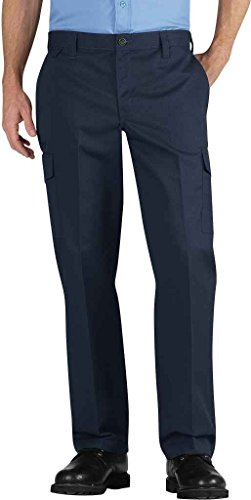 Dickies - Pantalons Cargo industrielle LP537 Hommes - Navy Chambray