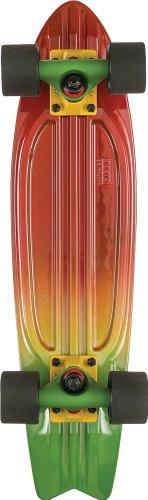 Globe, Cruiserboard Faded Bantam ST, Multicolore (bunt - Rasta), 23'