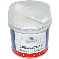 Gel Coat Color Blanco 4en 1alta resistencia 200G