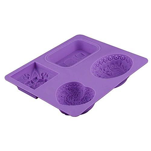 Eis Rod Mold Eis am Stiel Formen Silikon handgemachte Seife Form hochtemperaturbeständige Pudding Jelly Mould