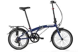 Dahon Men's SUV D6 Folding Bike, Blue, X-Large (B07DVP6XDF)   Amazon price tracker / tracking, Amazon price history charts, Amazon price watches, Amazon price drop alerts